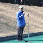 東松山市スポーツ少年団 名誉団長 田島幹也さんより講評
