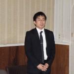 今期より理事に就任頂いた               土屋和浩さん(高45回)