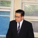 今期より理事に就任を頂いた                 野澤憲幸さん(高39回)