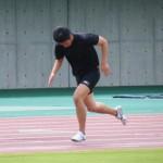 石原匠の200mの練習