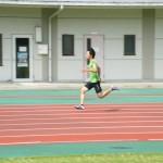 100m加速 奥秀平