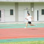 100m加速 黒沢優太