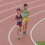 5000m 松田