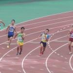 200m予選 金子