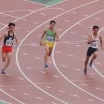 200m予選 戸澤
