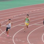 200m準決勝 池田