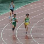 4×400m予選 1走神谷