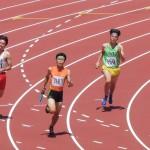 4×400mR準決勝 1走神谷