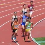 4×400mR準決勝 3走吉野