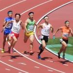 4×400mR準決勝 金井