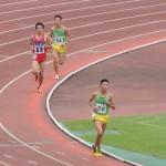5000m 小林(右) 戸塚(左)