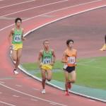 5000mオープン 六田(右) 近井(左)