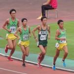 5000mオープン 今井(右) 宇田川(中) 田中(左)