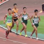 5000mオープン 川田