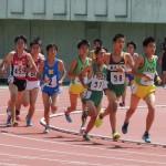 B3000m 瀬戸(右) 土橋(左)