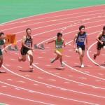 100mオープン 大塚