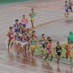 5000m決勝 戸塚(前) 小林(後)