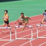 400mH決勝 中野