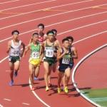 800m決勝 久野