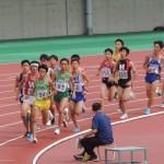 1500m予選 伊地知