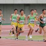 5000m 戸塚(右) 戸村(中) 荻原(左)