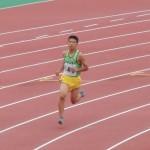 400m予選 大塚