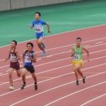400m予選 久野
