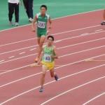 400m予選 戸澤