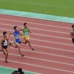 100m決勝 井田