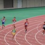 400m決勝 戸澤