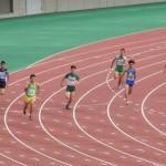 200m予選 井田