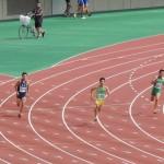 200m予選 橋北