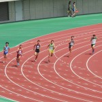 200m準決勝 井田