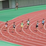 200m準決勝 橋北