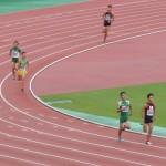 4×400mR決勝 3走 久野