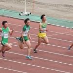 100m予選 権田