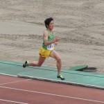 100mオープン 竹花