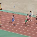 100m準決勝 権田
