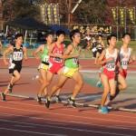 1500m 小林(左) 高見沢(右)
