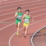 4×400mR決勝 3走池田
