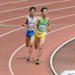 1500m予選 田端