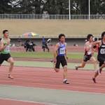 100m 越榮