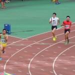 4×400mR準決勝 1走髙橋