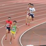 4×400mR準決勝 4走三上