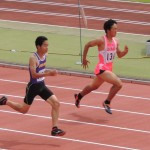 100m 金井(136)