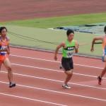 100m 中野(129)