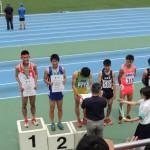 800m表彰