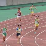 400m決勝 髙橋(右) 池田(左)