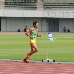 1500mオープン 竹中駿介