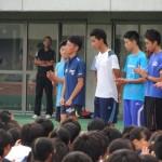 インターハイ出場者紹介 800m代表 三上椋平